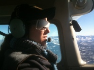 Instrument training over Tahoe