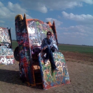 Cadillac Ranch, Amarillo Texas