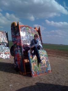 Cadillac Ranch, Amarillo Texas